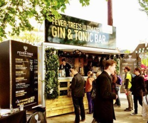 Gin & Tonic Fever Van
