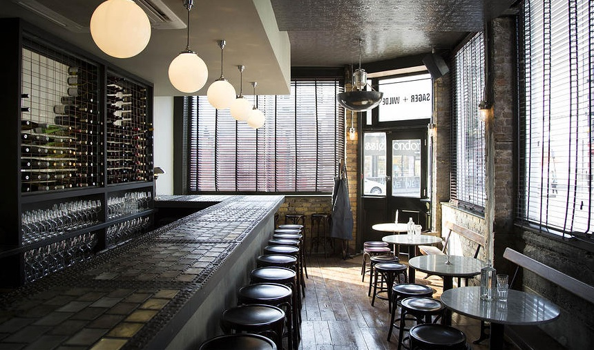 Sager and Wilde wine Bar