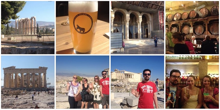 Photos from our Athens trip