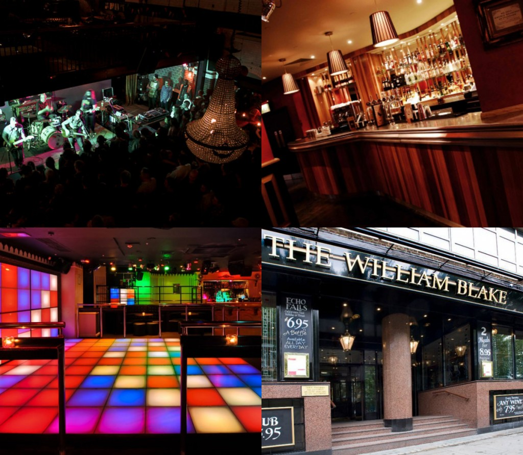 top 5 london venues things to do in london
