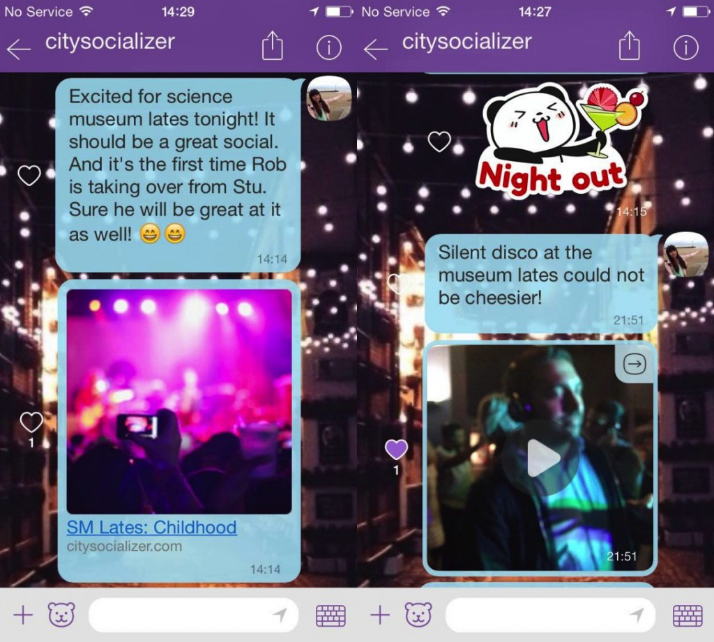 How to create public chat in viber